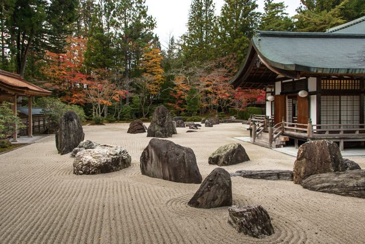 Eko-in, Koyasan